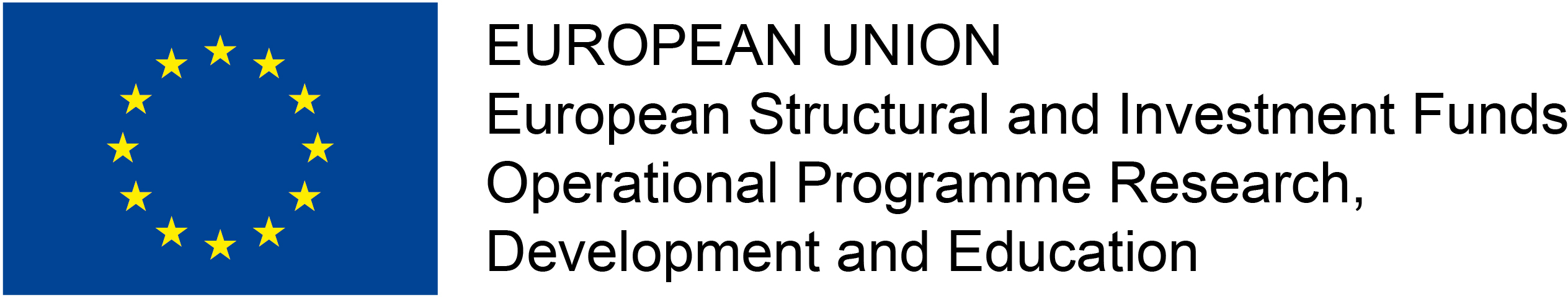 EU - Operational Programme Research, Development and Education